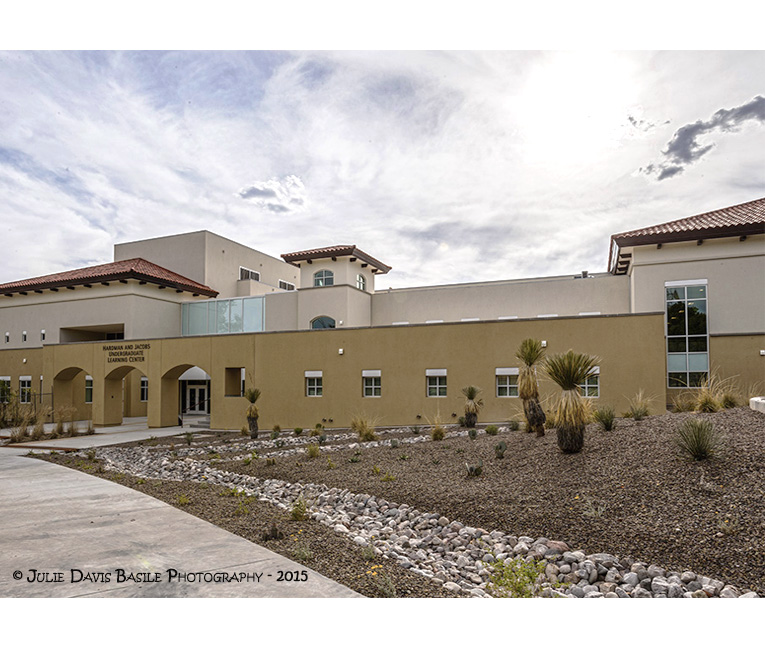 Hardman &amp Jacobs Undergraduate Learning Center - NMSU