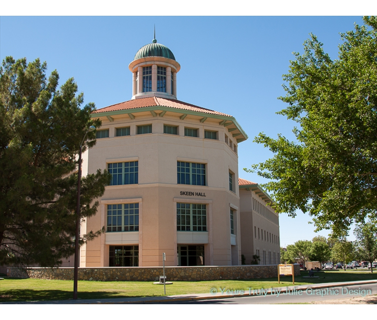 Joe Skeen Hall - NMSU